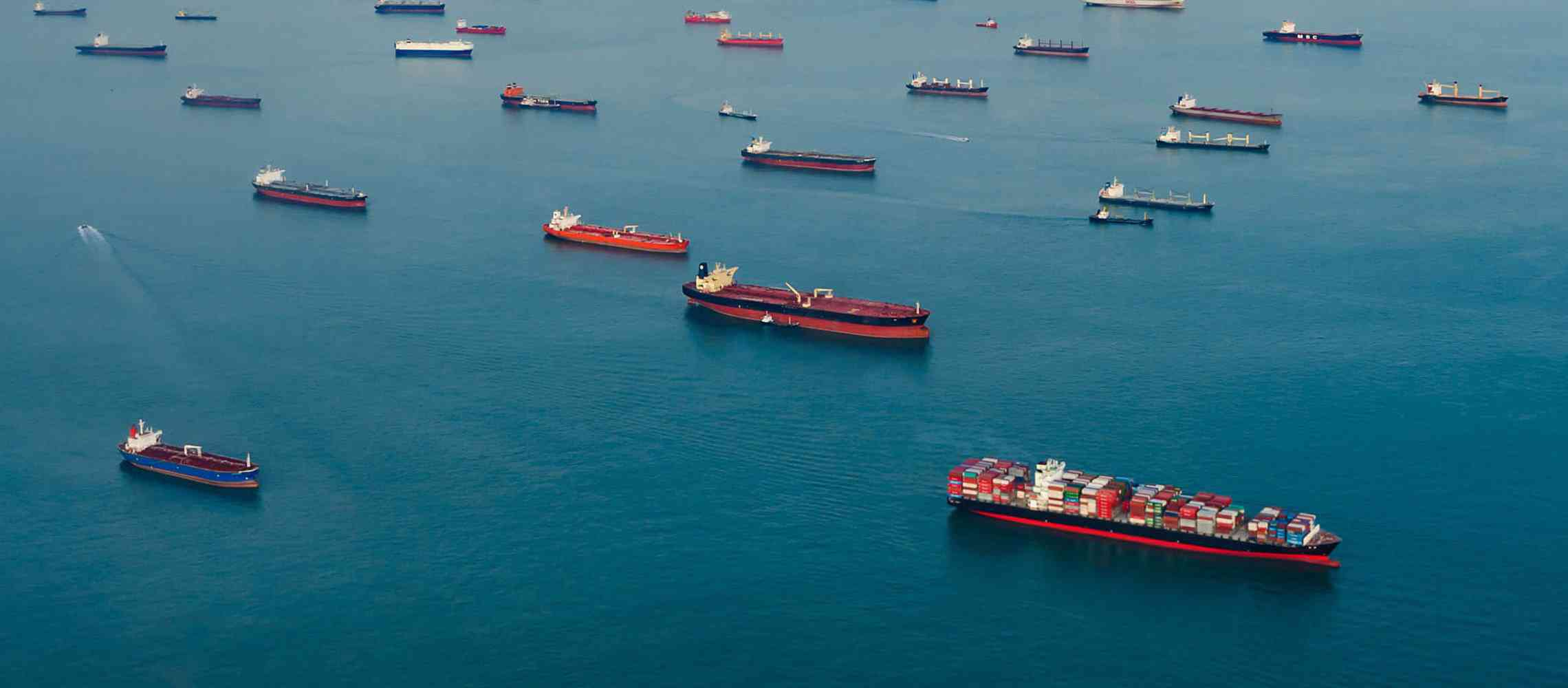 MENAS equipment and services are relied upon by over 2,000 vessels each month