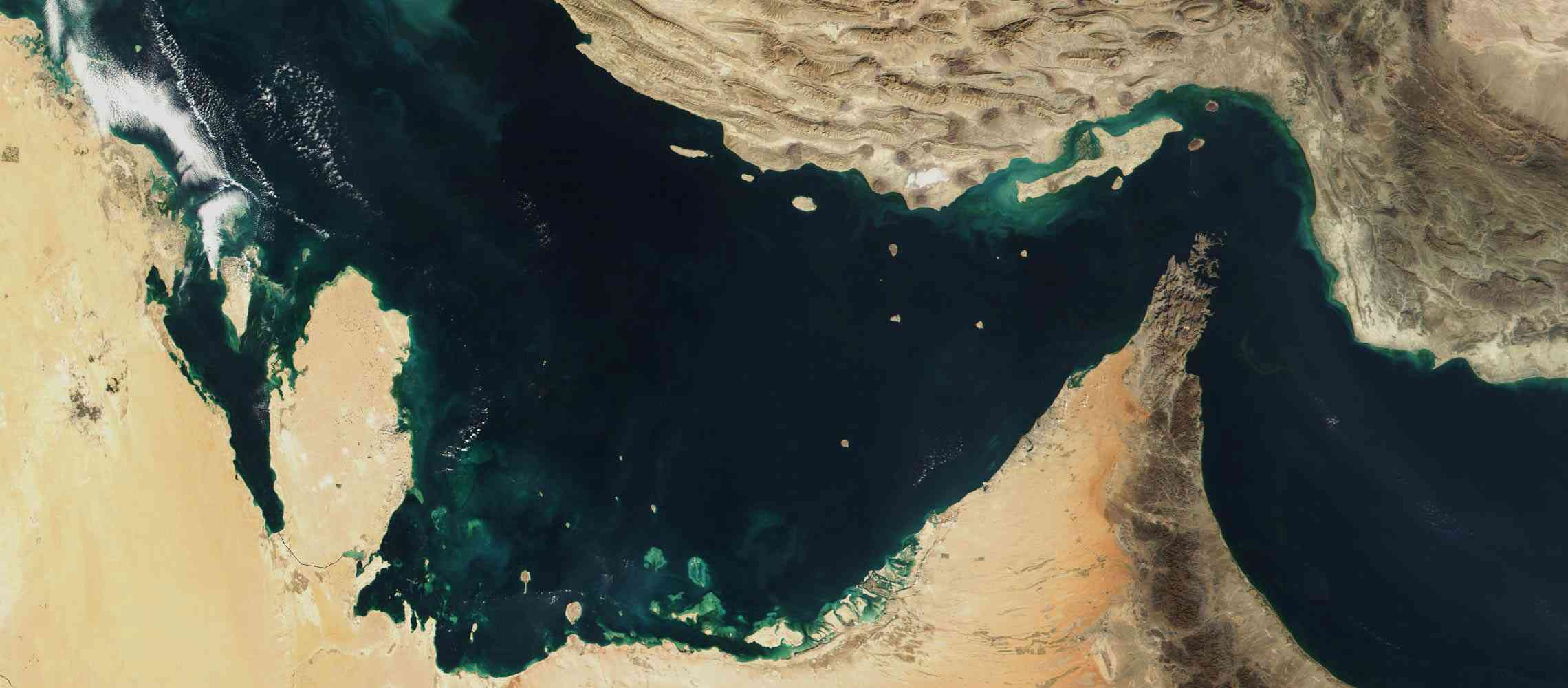 Providing essential information and advice to mariners navigating within the Middle East Gulf
