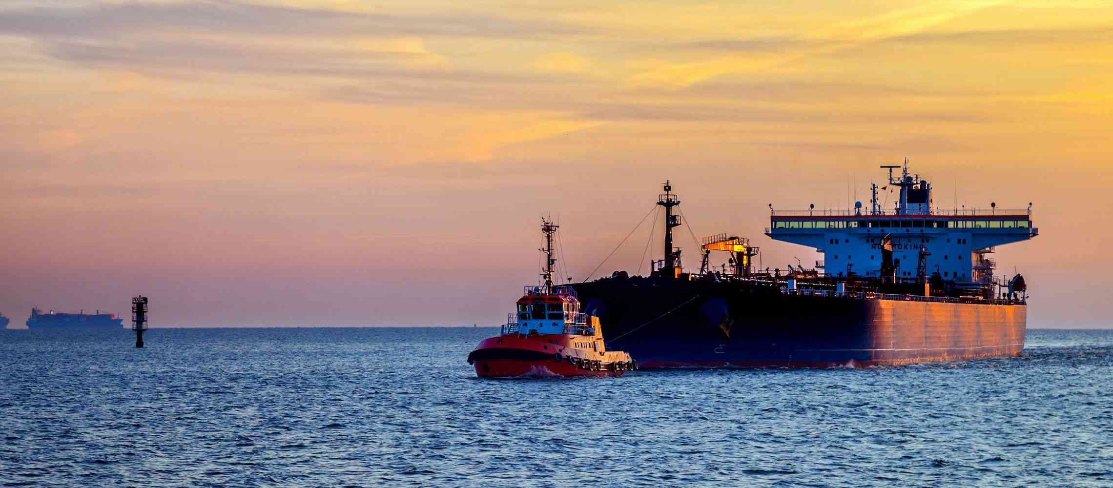 The Gulf region's leading innovator in the supply and maintenance of Aids to Navigation